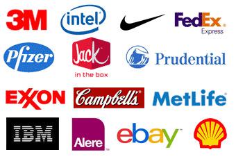 Fortune 500 Logos