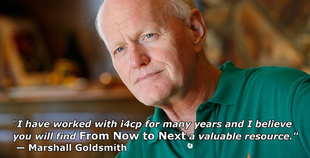 Introducing From Now to Next, Featuring Marshall Goldsmith