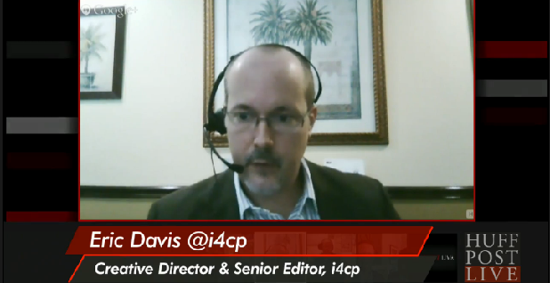 i4cp on HuffPost Live: Employing People with IDD