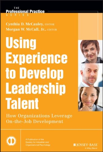 Using Experience to Develop Leadership Talent